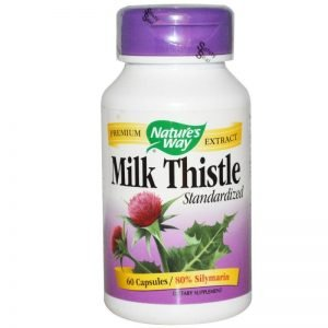 Milk Thistle by Nature's way